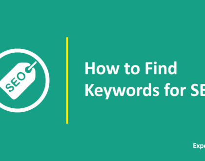 How to find Keywords for SEO Hindi India